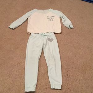Kensie Girl Pajama Set